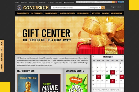 The VIP Concierge case Study