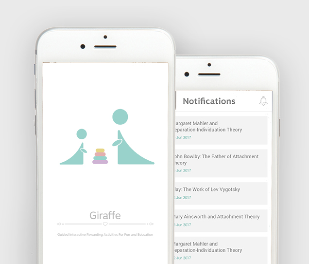 Giraffe Mobile Web Design