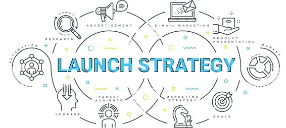 Launch Strategy & Upgrade