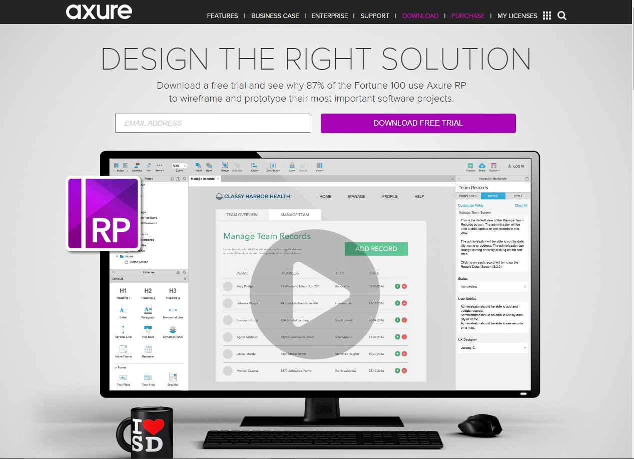 Axure RP